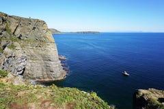 Виды на море Стоковое фото RF
