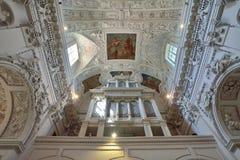 Вильнюс - церковь Sts Питер и Паыль Стоковое Изображение RF