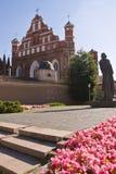 Вильнюс Arhitecture Стоковая Фотография