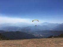 Вид Glidings Стоковое Фото