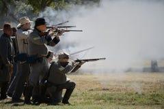 Включение винтовки Стоковые Фотографии RF