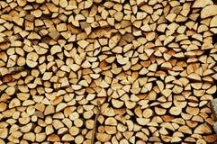 включение соединяет деревянное Стоковое Изображение