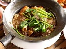 вкусная еда 17 тайская стоковая фотография rf