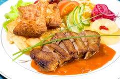 вкусная еда 3 Стоковая Фотография RF