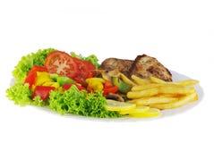 Вкусная еда Стоковые Изображения