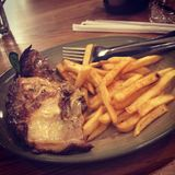 вкусная еда Стоковая Фотография RF