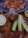 Вкусная южная еда Стоковые Фото
