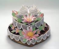 вкусное печень торта сладостное Стоковое Изображение