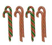 вкусное тросточек конфеты handmade Стоковые Изображения