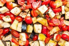 Вкусное vegetable смешивание стоковые фото