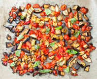 Вкусное vegetable смешивание Стоковое Изображение