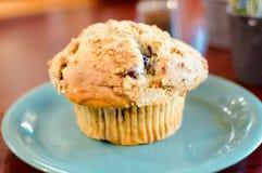 Вкусные булочки голубики Стоковая Фотография RF
