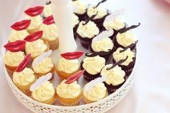 вкусные булочки Стоковое фото RF
