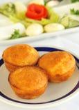 Вкусные домодельные солёные пирожные, балканский хлеб от мозоли, Proja Стоковое Изображение