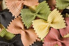 вкусные макаронные изделия стоковое фото rf