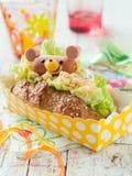 вкусные сандвичи стоковая фотография rf