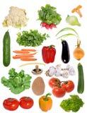 вкусные свежие овощи стоковые изображения