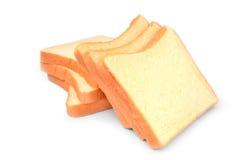 Вкусные хлебы стога изолированные на белой предпосылке Стоковое Изображение RF