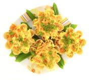 вкусные tartlets Стоковое Изображение RF