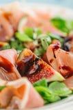 Вкусный аппетитный салат осени Стоковая Фотография RF
