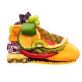 Вкусный ботинок Стоковые Изображения
