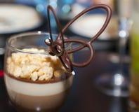 вкусный десерт Стоковые Изображения
