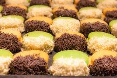 вкусный десерт Стоковая Фотография