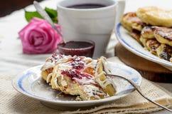 вкусный десерт Стоковые Изображения RF