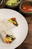 вкусный мексиканский tacos Стоковые Фото