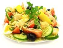 вкусный салат Стоковое фото RF