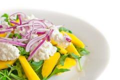 вкусный салат rucola стоковая фотография rf