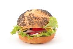 вкусный сандвич Стоковые Фото