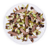 вкусный салат Стоковое Фото