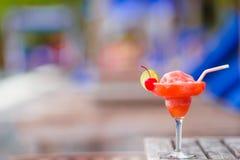 Вкусный спиртной бассейн предпосылки коктеиля Стоковое Изображение RF