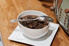 Вкусный суп гриба Стоковые Изображения RF