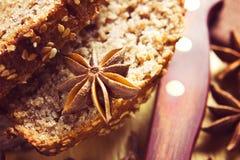 Вкусный торт Стоковые Фотографии RF