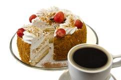 Вкусный торт Стоковое Изображение RF
