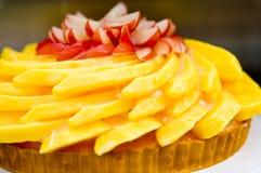 вкусный fruitcake Стоковое фото RF