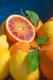 Вкусы Сицилии Стоковое Фото