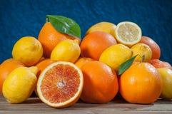 Вкусы Сицилии Стоковые Изображения RF