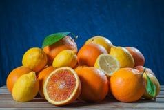 Вкусы Сицилии Стоковая Фотография RF