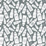 Вкус электронной сигареты, картина E-жидкости Стоковые Фото