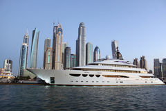 Вкладыш Дубай Стоковые Фото