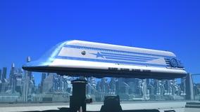 Вкладыш пассажира космоса принимая (день) бесплатная иллюстрация