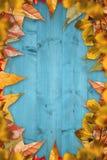 включенный архив eps 8 осеней выходит вектор картины Стоковые Изображения