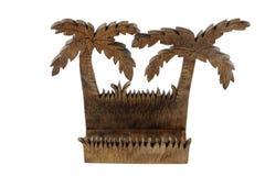 владельец карточки дела тропическое Стоковые Фото