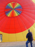 владение воздушного шара Стоковая Фотография RF