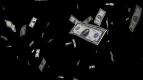 владение домашнего ключа принципиальной схемы дела золотистое достигая небо к Падение денег изолированное на белой предпосылке Стоковое Изображение RF