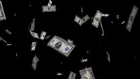 владение домашнего ключа принципиальной схемы дела золотистое достигая небо к Падение денег изолированное на белой предпосылке Стоковые Фото