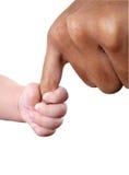 владение руки мое Стоковое Изображение RF